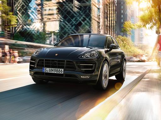 Der Macan. Porsche intensiv.